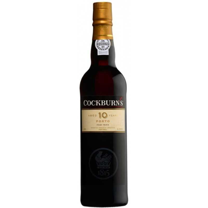 Cockburn's 10 Years Old Port Wine