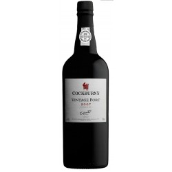 Cockburn's Vintage 2007 Port Wine