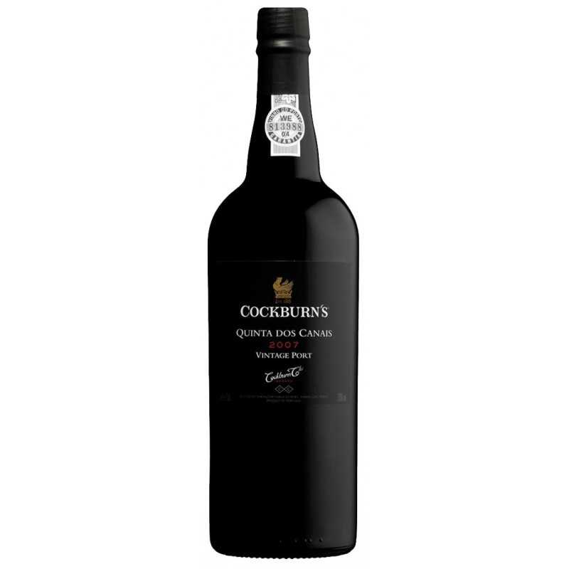 Cockburn's Quinta dos Canais Vintage 2014 Port Wine