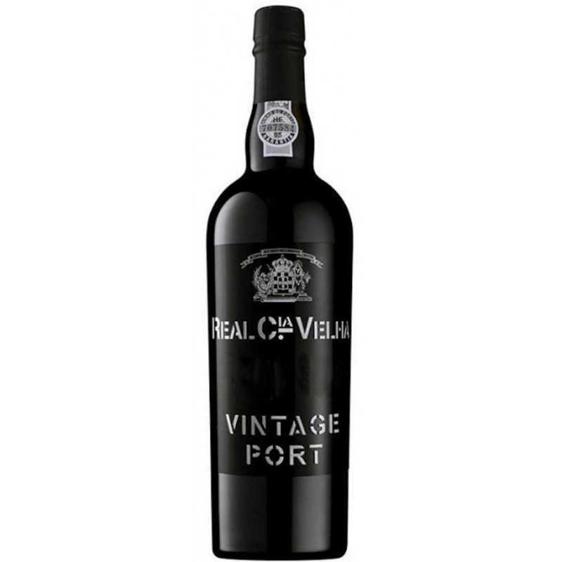 Real Companhia Velha Vintage 2003 Portwein
