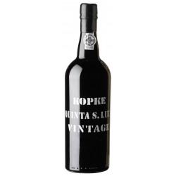 Kopke Quinta de S. Luiz Vintage 2002 Port Wine