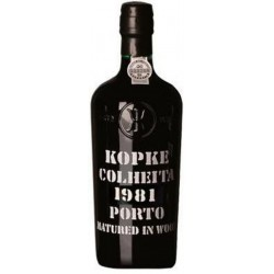 Kopke Colheita 1981 Port Wine