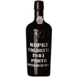 Kopke Colheita 1981 Port Wine
