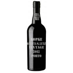 Kopke Quinta de S. Luiz Vintage 2012 Port Wine