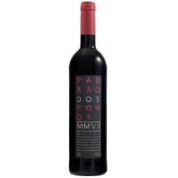 Padrão dos Povos 2012 Red Wine