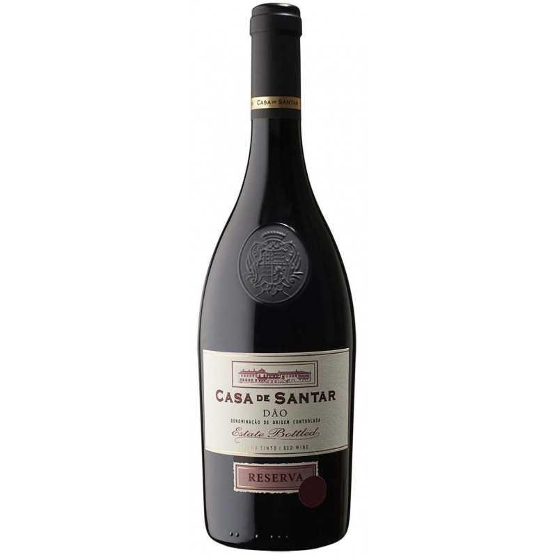 Vinho Dão Casa Santar Reserva Tinto