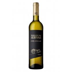 Hotel Herdade Das Сервас Колейта Селексьонада 2015 białe wino