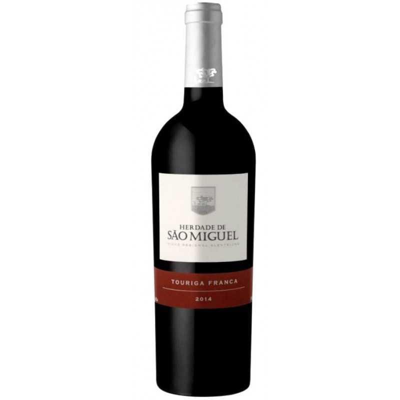 Herdade São Miguel Touriga Franca 2014 Red Wine