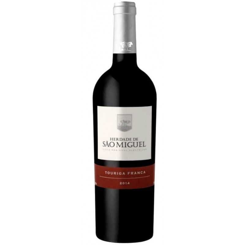 Herdade S.Miguel Touriga Franca 2010 Red Wine