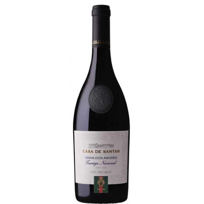 Casa de Santar Vinha dos Amores Touriga Nacional 2011 Red Wine