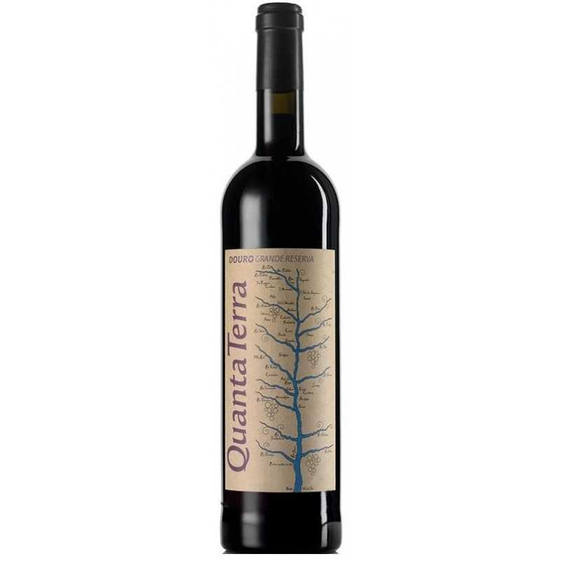 Quanta Terra Grande Reserva 2013 Red Wine