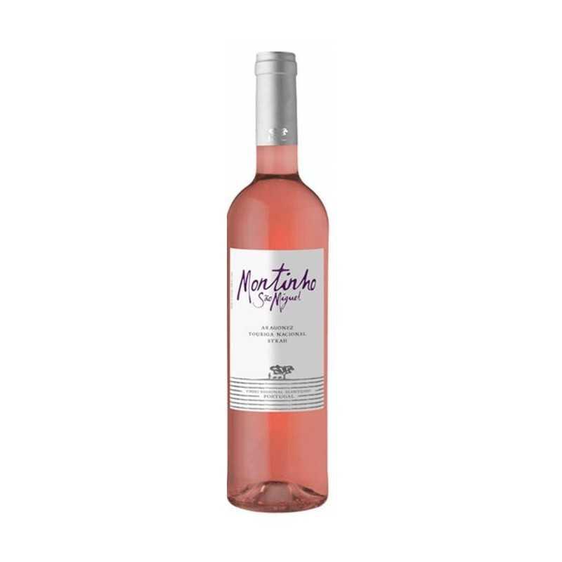 Montinho de S.Miguel 2010 Rose Wine