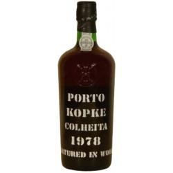 Kopke Colheita 1978 Port Wine
