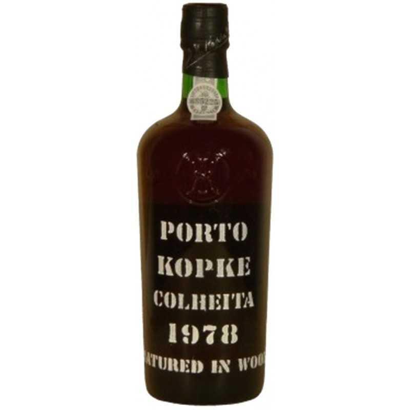 Port Wine Kopke Colheita 1978