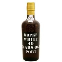 Kopke White 40 Years Old Port Wine 375ml