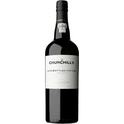 Churchill's LBV 2013 Port Wine