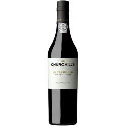 Churchill ' s 30 Jahre Alte Tawny-Port-Wein 500ml