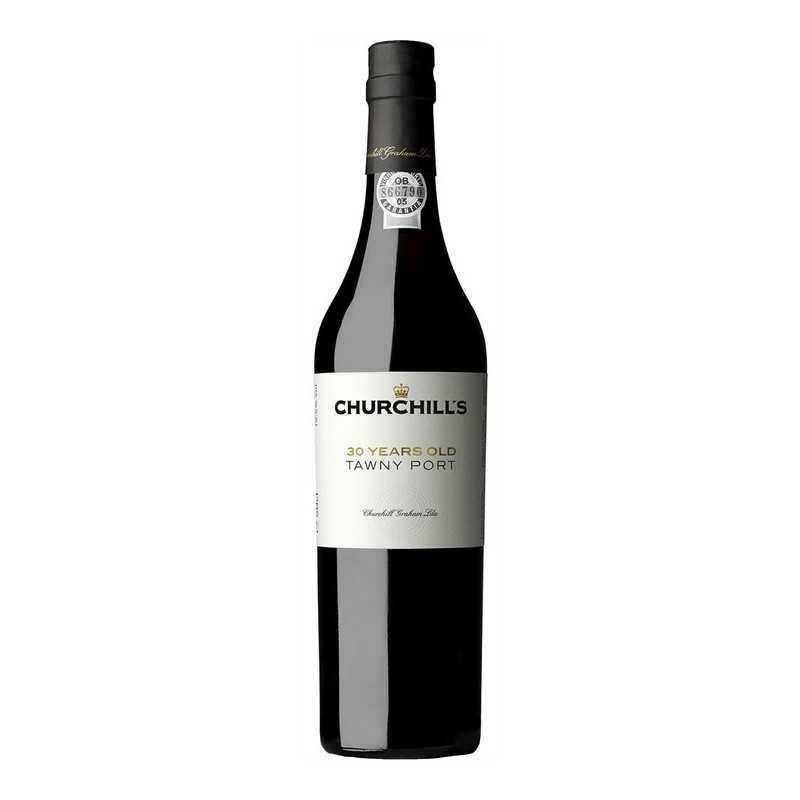 Churchill's 30 Years Old Tawny Port Wine 500ml