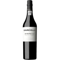 Churchill ' s 10 Years Old Tawny Port Wein (500 ml)