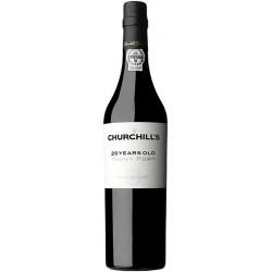 Churchill ' s 20 Jahre Alte Tawny-Port-Wein (500 ml)