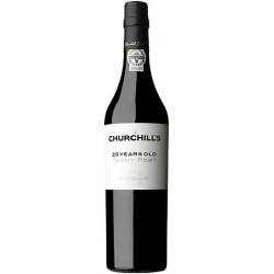 Churchill's 20 Years Old Tawny Port Wine (500ml)