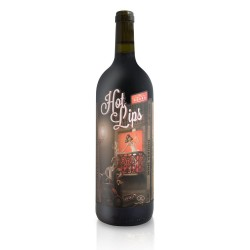 Pôpa Art Project Hot Lips 2012 Red Wine (1000ml)