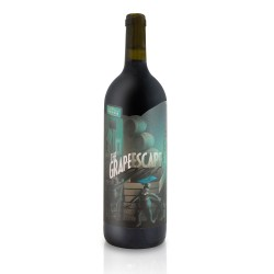Pôpa Art Project The Grape Escape 2012 Red Wine (1000ml)