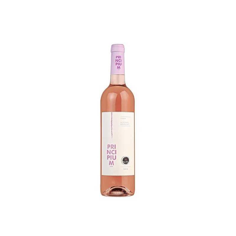 Principium Syrah & Alicante Bouschet 2014 Rosé Wine