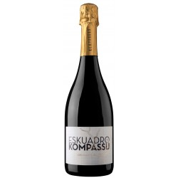 Eskuadro & Kompassu 2014 Sparkling White Wine