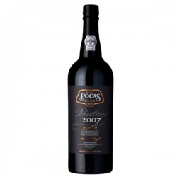 Poças Vintage 2007 Port Wine