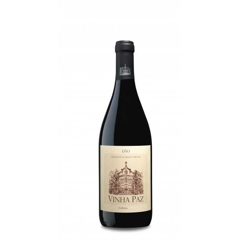 Vinha Paz 2015 Rot Wein