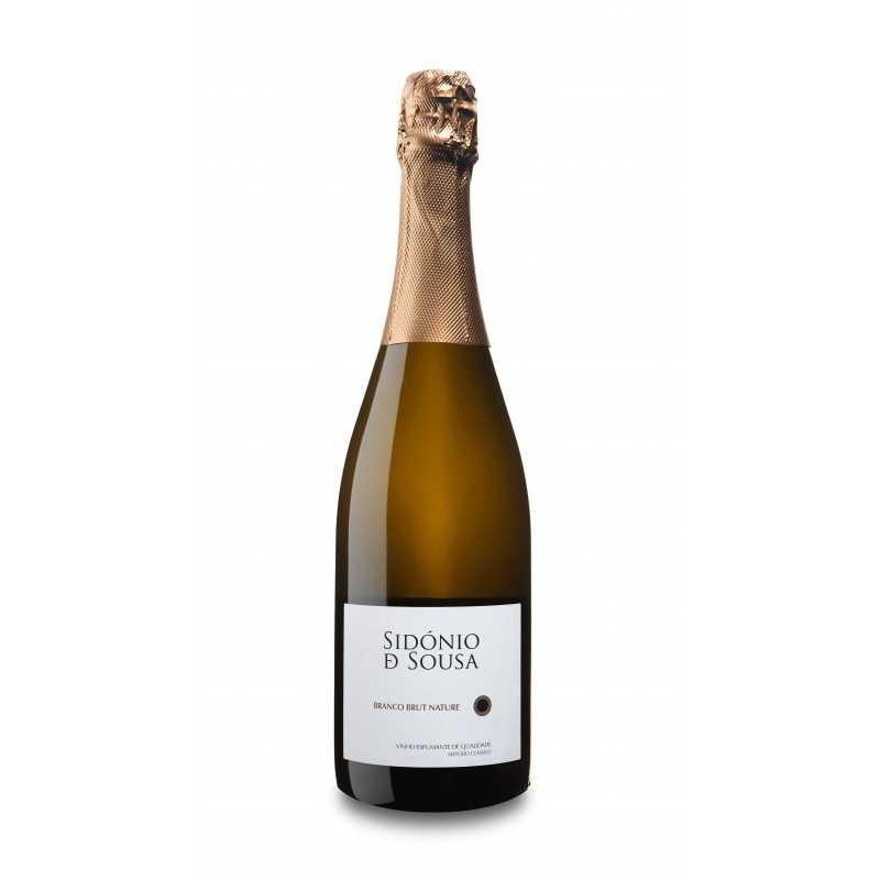 Sidónio de Sousa Brut Nature Sparkling White Wine