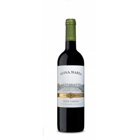Dona Maria Petit Verdot 2015 Rot Wein