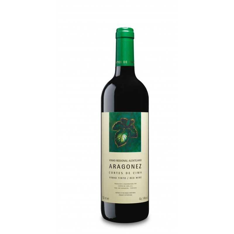 Vinho Tinto Cortes de Cima- Aragonez 2009