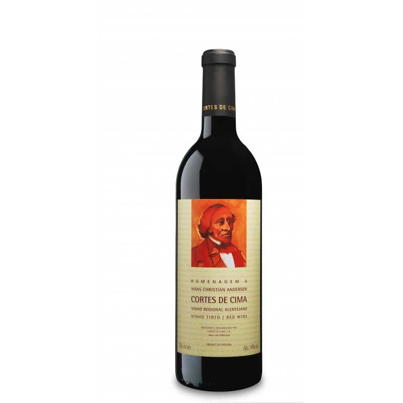Vinho Tinto Cortes de Cima- Hans Christian Andersen 2009