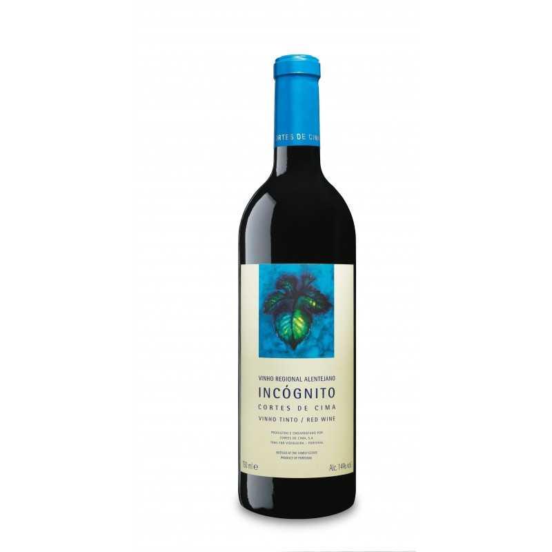 Vinho Tinto Cortes de Cima Incognito 2009