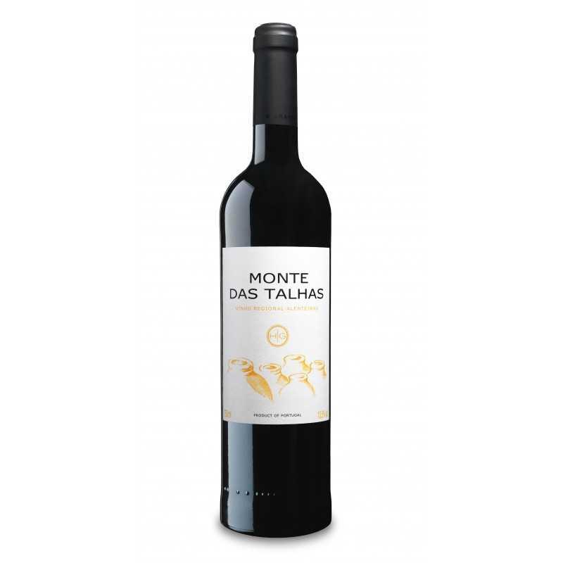 Monte das Talhas Red Wine