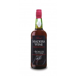 HM Borges Boal 10 Years Old Madeira Wine