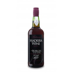 HM Borges Malmsey 10 Years Old Madeira Wine