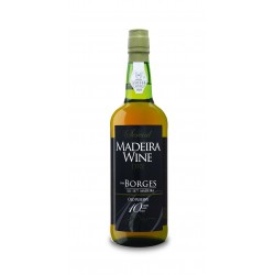 HM Borges Sercial 10 Years Old Madeira Wine