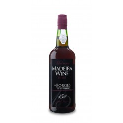 HM Borges Malmsey 15 Years Old Madeira Wine