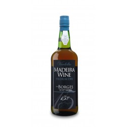 HM Borges Verdelho 15 Years Old Madeira Wine