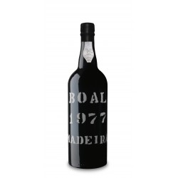 HM Borges Boal 1977 Madeira Wine