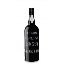 HM Borges Sercial 1979 Madeira Wine
