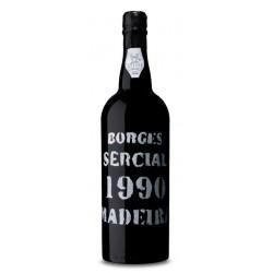 HM Borges Sercial 1990 Madeira Wine