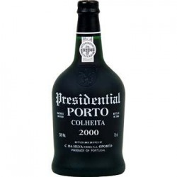 Presidential Colheita 2000 Port Wine