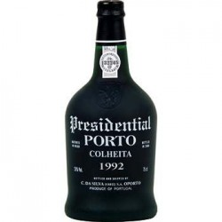 Presidential Colheita 1992 Port Wine
