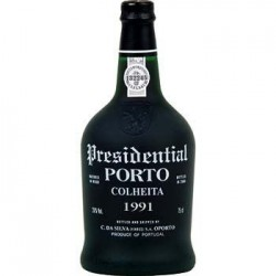 Presidential Colheita 1991 Port Wine