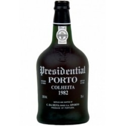 Presidential Colheita 1982 Port Wine