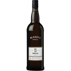 Blandy's 5 Years Sercial Dry Madeira Wine
